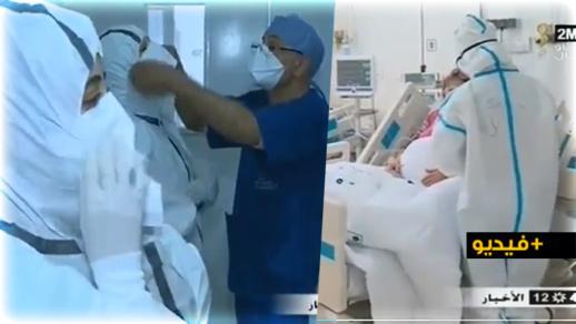 """شاهدوا.. تصوير فيديو سرا يكشف """"مساومة"""" المصحات الخاصة لعلاج المصابين بكورونا"""