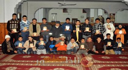 المجلس العلمي المحلي للناظور ينظم حفلا دينيا بالمسجد العتيق بزايو