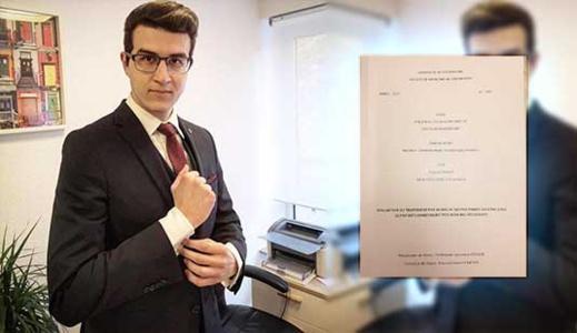 يوسف وعليت يحصل على الدكتوراه في الطب بأعلى ميزة بجامعة ستراسبورغ