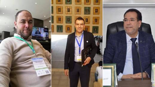 انتخاب ابركاني والطاهري والكويني لتمثيل كلية الناظور بمجلس جامعة محمد الأول