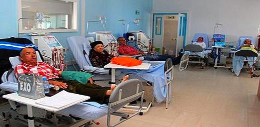 الناظور.. مرضى القصور الكلوي بزايو يطالبون بفتح مركز جديد للتصفية بالمدينة