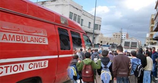 مأساة.. سيارة تقتل طفلة أمام مدرسة ابتدائية بجماعة بني شيكر