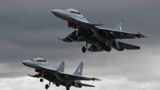 """الجيش الجزائري يوقع صفقة """"ضخمة"""" لشراء سرب من مقاتلات """"سوخوي 57"""" روسية الصنع"""