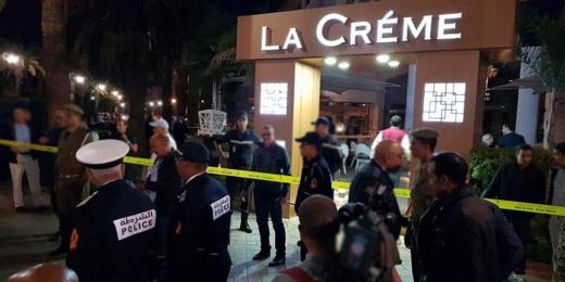 """تأجيل جلسة محاكمة المتابعين في جريمة مقهى """"لاكريم"""" بسبب عدم حضورهم للمحكمة"""