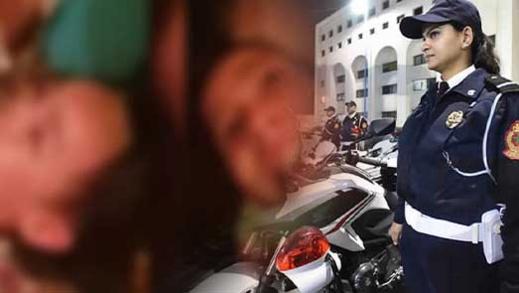 الأمن يصل إلى السيدة التي عذبت ابنتها بطريقة بشعة