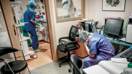 كورونا تصيب طبيبا بالناظور وأخر ببني أنصار في ظل قلة الموارد البشرية