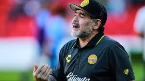 وفاة أسطورة كرة القدم الارجنتيني دييغو مارادونا عن عمر ناهز 60 عاما