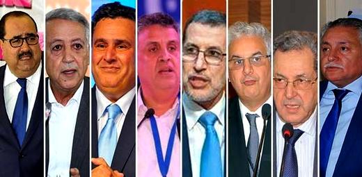 """زعماء الأحزاب المغربية يتنقلون إلى """"معبر الكركرات"""" لمساندة جهود القوات المسلحة الملكية"""