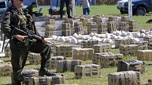 عملية كبرى.. حجز 90 طنا من الكوكايين وضبط غواصات وطائرات تستعمل في التهريب