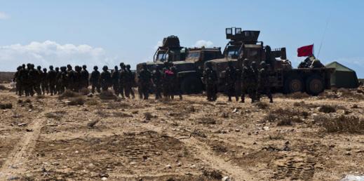 """الجيش المغربي يُجهض """"مناوشات"""" ليلية للعناصر الانفصالية في المنطقة العازلة"""