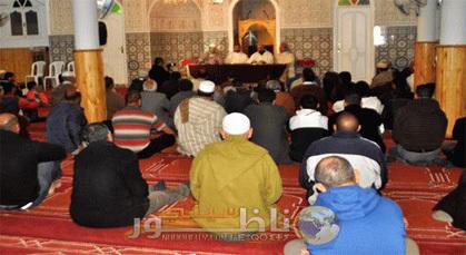حفل ديني بمناسبة اليوم الوطني للمساجد