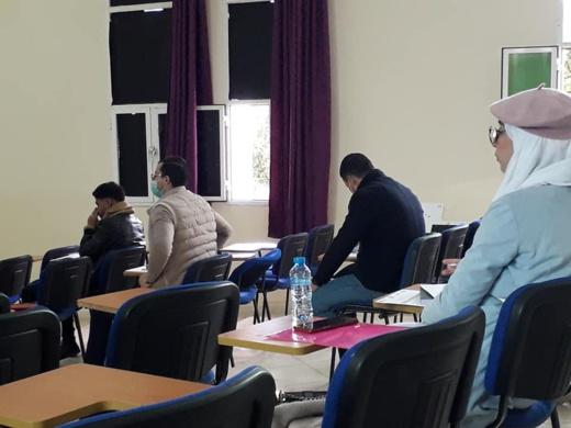 الناظور تحتضن دورة تكوينية حول تقنيات وأدوات ملاحظة المحاكمات