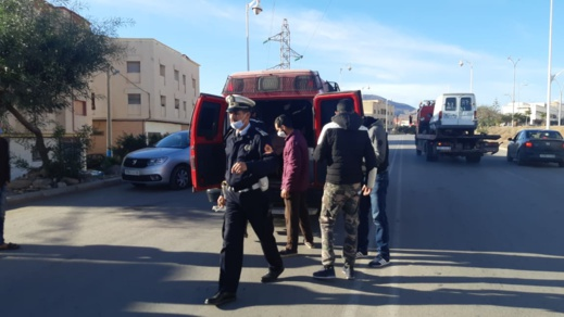 شاهدوا.. شخص يذبح زوجته في الشارع العام بأزغنغان ثم يفر إلى وجهة مجهولة رفقة ابنه