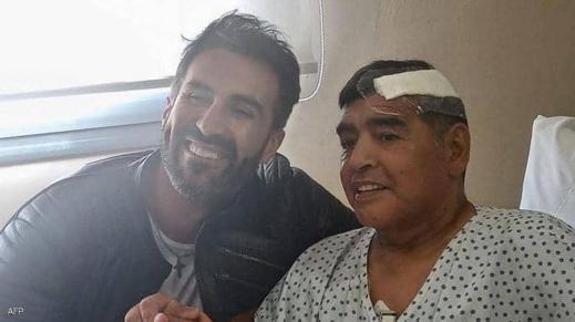 """""""ماركا"""" الإسبانية: اعتقال طبيب مارادونا بتهمة """"القتل غير العمد"""""""