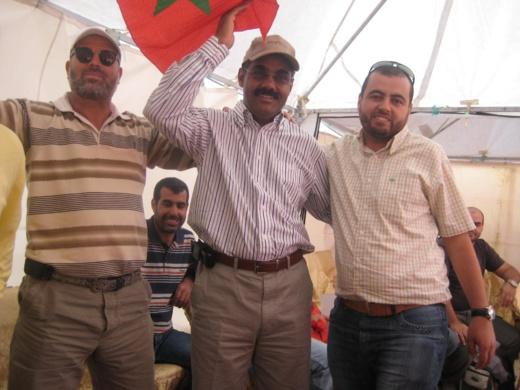 الصحراء المغربية تفقد أحد رجالاتها..  أحمد داهي ينتقل إلى جوار ربه