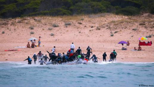 الاتحاد الأوروبي يضع سيناريوهات لمحاصرة المغرب بسبب الهجرة السرية