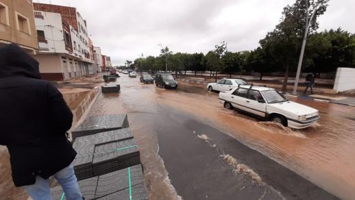 مديرية الأرصاد تتوقع تساقطات مطرية بالناظور يومي الجمعة والسبت المقبلين