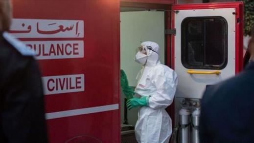 كورونا اليوم..تسجيل 4346 إصابة جديدة و 70 حالة وفاة  خلال آخر 24 ساعة