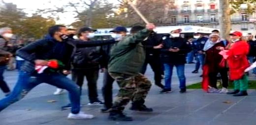 """القضاء الفرنسي يدخل على خط قضية قيام موالين لـ""""البوليساريو"""" بالاعتداء على مغربيات خلال مظاهرة بباريس"""