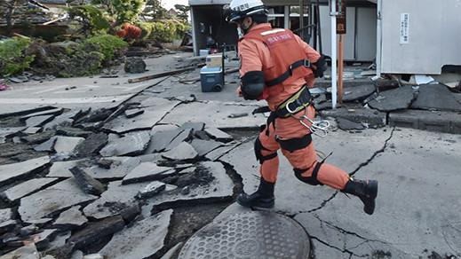 زلزال بقوة 5,5 يضرب تركيا ويصل إلى مصر ولبنان