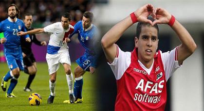 """آدم ماهر : """"على لاعبي المنتخب المغربي أن يلعبوا كفريق في المستقبل""""."""
