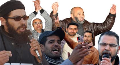 الحراك الاحتجاجي بمدينة زايو ضد الامن يدعو الى مسيرة شعبية يومه السبت
