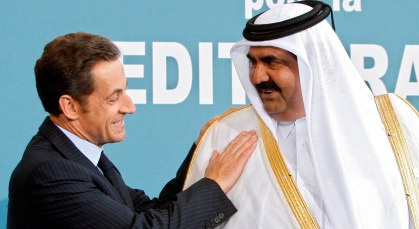 """هكذا تحول نيكولا ساركوزي إلى """"سمسار"""" يعمل لصالح قطر"""