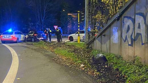 بلجيكا.. شاب يحاول الهرب من الشرطة ويتسبب في حادثة سير بعد مطاردته وهذا ما تم حجزه