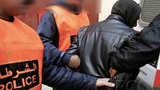 الأمن يلقي القبض على عصابة اختطفت شخصا وسرقة سيارته