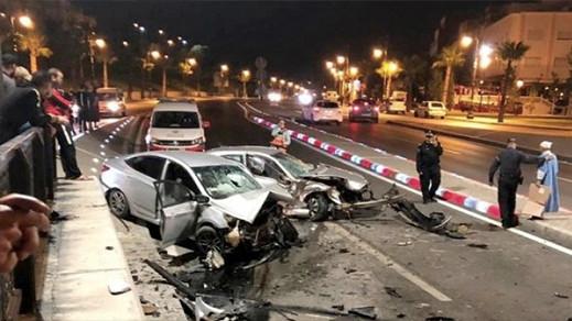 تسجيل 13 قتيلا و1877 جريحا في حوادث السير داخل المجال الحضري خلال أسبوع واحد
