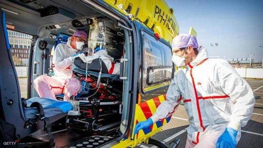 ألمانيا تعبر عن قلقها بسبب الارتفاع المهول في معدل الاصابة بفيروس كورونا المستجد