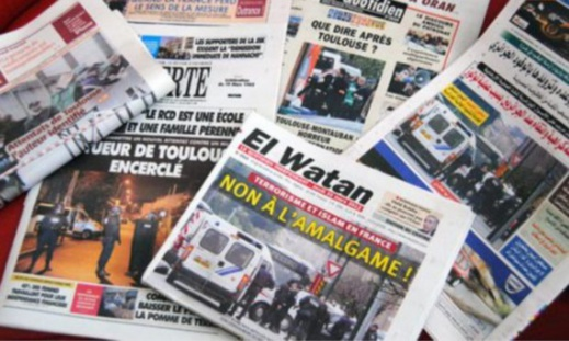 """صحافة الجزائر تنتهج أسلوب """"الوقاحة"""" ضد المغرب بعد إصابتها بالارتجاج"""