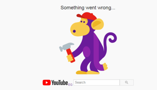 «يوتيوب» يتعرض لعطل مفاجئ