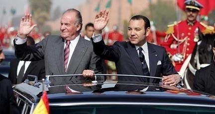 خوان كارلوس في زيارة رسمية إلى المغرب خلال الشهر المقبل