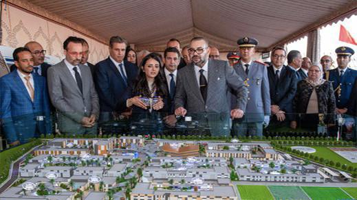 المشاريع العملاقة لمحمد السادس في الشمال قد تكتمل بسيادة مشتركة على سبتة ومليلية