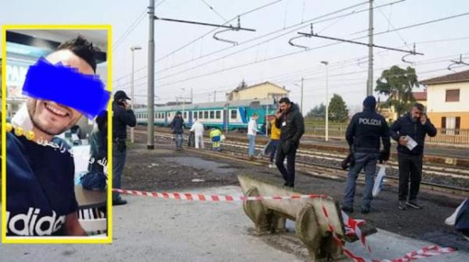 صادم.. قطار يدهس مهاجرا مغربيا في إيطاليا ويحول جثته إلى أشلاء والشرطة تحقق في دوافع الحادث