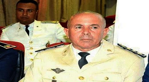 ترقية كولونيل القوات المساعدة بالناظور وتعينه على رأس القيادة الجهوية بجهة الشرق