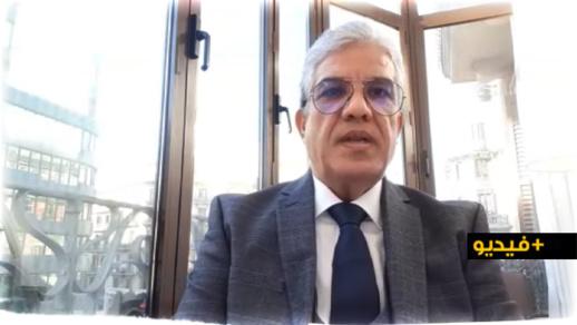 الأكاديمي أحادوش يربط علاقة المغرب وإسرائيل بما قام به الخطابي والشريف أمزيان مع إسبانيا