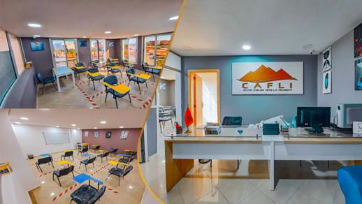 """جديد بالناظور.. افتتاح مركز """"كافيلي"""" المتخصص في اللغات والتكوين والمواكبة"""