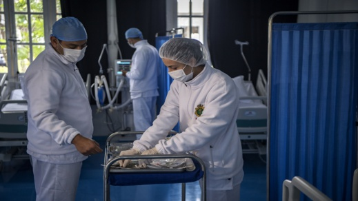 2833 إصابة جديدة بفيروس كورونا و55 حالة وفاة بالمغرب خلال 24 ساعة الماضية