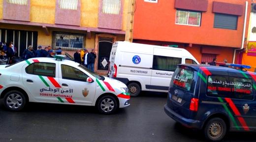 """في ظرف زمني وجيز.. عناصر الأمن بالناظور تلقي القبض على مرتكب الجريمة التي """"هزت"""" حي عاريض"""