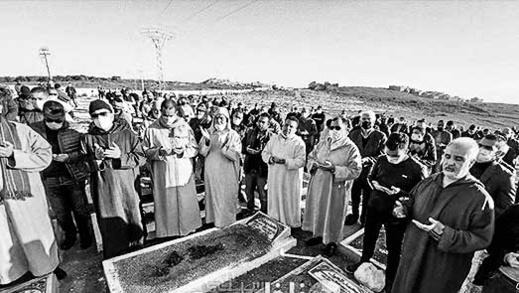 أسرة الخيضر العدولي تشكر من عزّوها في وفاة الفقيد الراحل الحاج الخيضر فريد