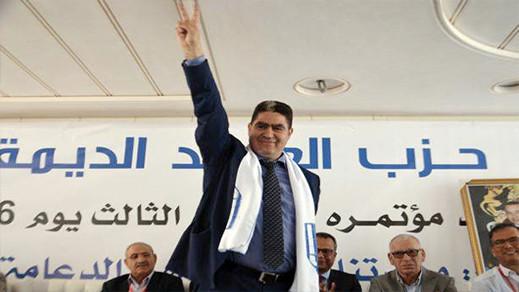 الفتاحي وكيلا للائحة حزب العهد في الانتخابات البرلمانية بالدريوش