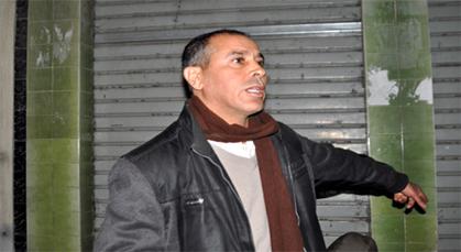 عضو ج.م.ح.إ فرع زايو يصرح بإن أحمد العموري ضرورة ملحة لتوقيفه عن العمل الحقوقي