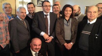 لقاءات مكثفة ومثمرة للوفد البرلماني المغربي بمملكة الدانمرك