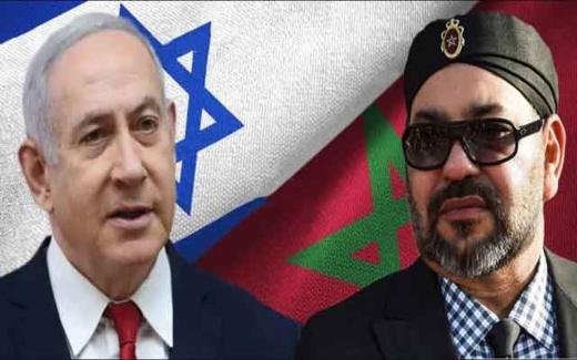 بنيامين نتنياهو يدعو الملك محمد السادس إلى زيارة إسرائيل