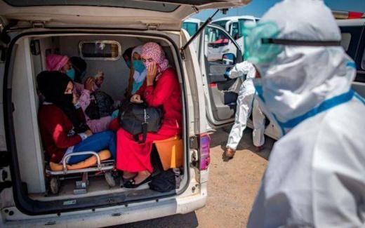 2369 إصابة جديدة و34 حالة وفاة بفيروس كورونا في المغرب خلال 24 ساعة