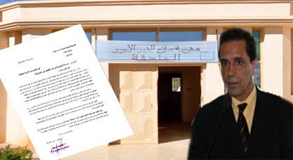 نائب التعليم بالناظور يتهرب من وعد انطلاق الدراسة بفرعية صلاح الدين الأيوبي بزايو