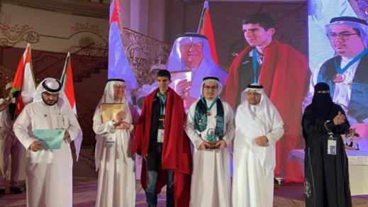 """""""أولمبياد الرياضيات العربي"""".. المغرب ثانيا والجزائر في ذبل الترتيب"""