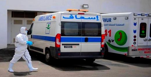 أربع وفيات وعدد من الإصابات بكورونا موزعين على إقليمي الدريوش والحسيمة